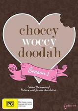 Choccywoccydoodah : Season 1 (DVD, 2011, 2-Disc Set) Brand New Sealed
