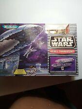 Star Wars Micro Machines Rebel Transporter