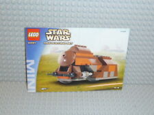 LEGO® Creator Bauanleitung 4491 Trade Federation MTT - Mini instruction B1359