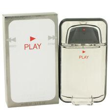 PLAY By Givenchy 100ml EDT Spray Genuine Perfume for Men Sealed Box Rare