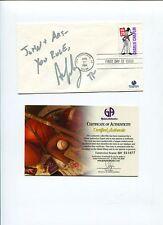 Darren Aronofsky Requiem for a Dream Black Swan Noah Signed Autograph Fdc Coa