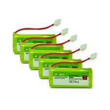 5× Cordless Phone Battery For AT&T BT18433 BT28433 BT184342 BT284342 A120 A14x