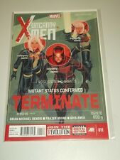 X-MEN UNCANNY #11 MARVEL COMICS OCTOBER 2013 NM (9.4)