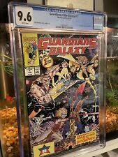 Guardians of the Galaxy #1 (1990) 1st Taserface CGC 9.6 White Pages FF439