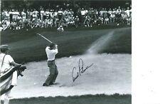 Arnold Palmer signed 11x14 photo JSA COA