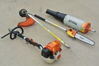 STIHL KOMBI KM90  POLE SAW LEAF BLOWER  WEEDEATER KM COMBI KM91 KM 111 KM130 131