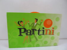 PARTINI - Hasbro 2008 Adult Game C1827-A Boxed For 4+ Players