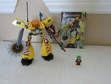 LEGO ExoForce Assault Tiger (8113) Complete Used