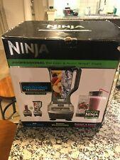 BRAND NEW Ninja Professional Blender Tumbler Jar Nutri Cups Set 1100-Watt