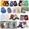 16 Various Pet Vest Puppy Summer Clothes Dog Cat T Shirt  Outfit Apparel Costume