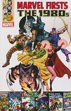 Marvel Firsts: The 1980s Vol 1 Hawkeye Dazzler Herc Vision Wolverine 2013 TPB