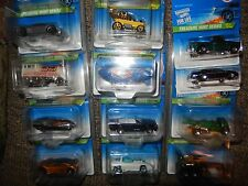 Hot Wheels Treasure Hunt Lot 123 total 1996-2006