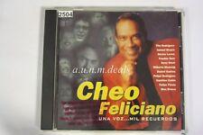 Cheo Feliciano  Una Voz... Mil Recuerdos Music CD