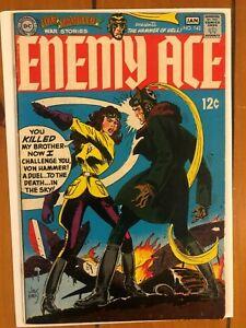 Star Spangled War Stories #142 Fine Enemy Ace