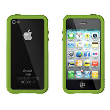 XtremeMac iPhone 4 Green Microshield Accent Case