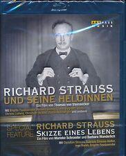 Richard Strauss Und Seine Heldinnen Blu-ray Skizze Eines Lebens