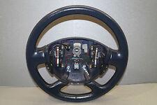 Renault Espace IV Laguna   Lederlenkrad  lenkrad  steering wheel MFL  8200004211