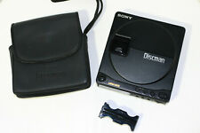 Sony CD Walkman Discman D9 D90 working (Made in Japan)