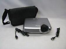 Hitachi CP-S210 300:1 1200 Lumens LCD Video Projector w/Lamp *No Remote*