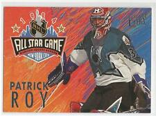 PATRICK ROY 1994-95 Fleer Ultra All-Star card #6 Montreal Canadiens NR MT