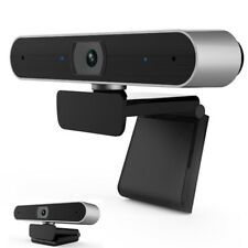 USB Auto Focusing Webcam Digital Full HD 1080P Camera Meeting with Microphone US