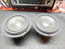 Pair of Pioneer CS-88 Midranges