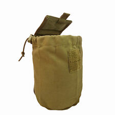 MOLLE Roll-up Fold Utility Magazine Dump Pouch Hold 6 Mag BROWN (CONDOR MA36)