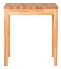 Esstisch Esszimmertisch Küchentisch Tisch 70x50 Cm Kernbuche massiv lackiert