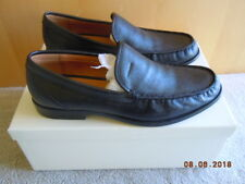 COACH leather dress  Loafer, Brand New /NIB, Size 9.5M  (Euro 43),  Bally-Black