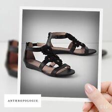 {Anthropologie} Night Flora Sandals size 7