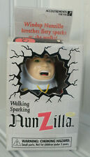 New ListingNunzilla Wind-Up Walking Sparking Toy Vintage 1997 Accoutrements For Fun Nib