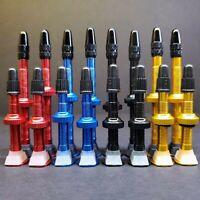 TRVAPUR Industry Nine Tubeless Presta Valve Stem 39mm Purple