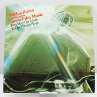 Miklos Rozsa Conducts His Great Film Music Ben-Hur El Cid Record LP VG+ S-36063