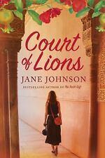 COURT OF LIONS - JOHNSON, JANE - NEW BOOK HC