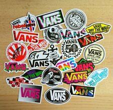 stickers autocollant VANS X 25 , 50 ,100..