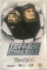 Jay and Silent Bob Strike Back 24 x 36 Poster minimates promotional