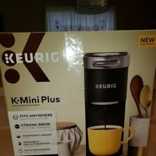 Keurig K Mini Plus Single Serve Coffee Maker Bnib Free Shipping