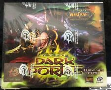 World of Warcraft WOW Through The Dark Portal Booster Box x1 BNIB Factory Sealed