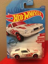 Hot Wheels 2020 169/250 Target Exculsive Red Edition 68 Shelby Gt500
