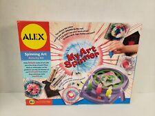 Alex Spinning Art Activity Kit Crafts 2004 Brand New