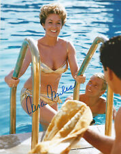 VERA MILES Signed 8x10 AUTHENTIC AUTOGRAPH Sexy Actress 'PSYCHO'