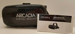 Arcadia Virtual Reality 360 VR Headset - Display Model - You get what you see!