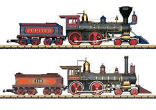 "LGB 29000 Dampflokomotiven-Set ""Golden Spike"" Neuware"