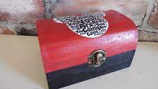 Personalised Disneyland memories box Keepsakes box Disney reveal box
