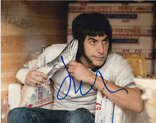 SASHA BARON COHEN SIGNED 8X10 PHOTO AUTOGRAPH THE BROTHERS GRIMSBY COA A