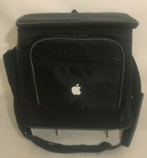 Apple Employee Black Insulated Lunch Bag Cooler Apple Inc Logo Computer Store