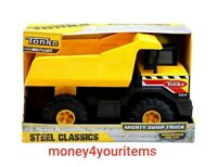 TONKA TOY METAL MIGHTY DUMP TRUCK BRAND NEW PACKAGED RETRO STYLE