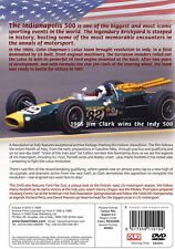 A REVOLUTION AT INDY DVD (JIM CLARK, LOTUS FORD WON IN 1965). 52 Min DUKE 4872N