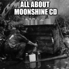 Making Moonshine Recipes Mash Build Still Ethanol Alcohol Distilling Brewing CD
