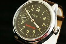 Luftwaffe Pilot's watch Vintage military style German & CCCP WW2 WAR2